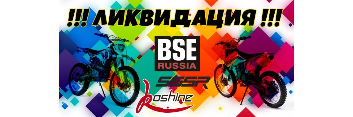 Ликвидация BSE!