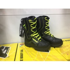Ботинки зимние ATV/снегоход FLY RACING MARKER/Hi-Vis желты