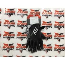 Перчатки FLY RACING 907 черные (2018)