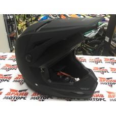 Шлем (кроссовый) FLY RACING KINETIC ECE черный/матовый (2020)