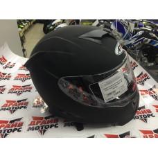 Шлем (интеграл) Ataki FF311 Solid черный матовый
