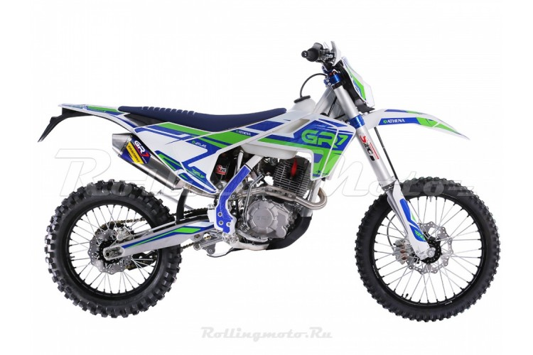GR7 F250A (4T) Enduro OPTIMUM (2019 г.)