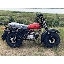 Мотоцикл внедорожный СКАУТ-3-140 АП