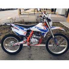 Мотоцикл с пробегом  KAYO 250 Т2 MX 21/18