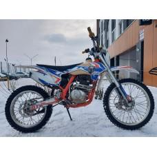 Мотоцикл с пробегом KAYO K1 250