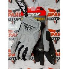 Перчатки FLY RACING PATROL серые/черные