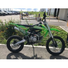 SSSR CORE 125 SEMI-AUTO COSMIC GREEN 17/14