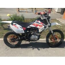 Мотоцикл с пробегом KAYO T2 Enduro 250 19/16