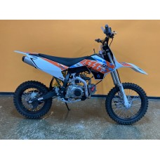 YCF BIGY 125MX 17/14, 125cc, 2021 г.