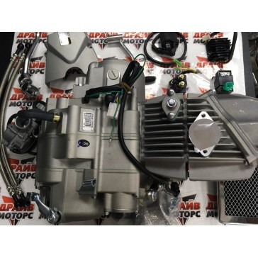 Двигатель в сборе Zongshen 190cc