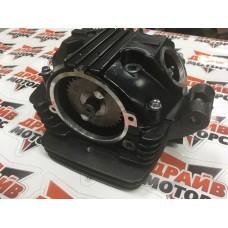 Головка цилиндра двиг. CB250 d-65,5mm в сборе с клапанами и распредвалом  SM-PARTS