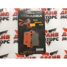 Колодки  диск. торм.  (RACING) FA367/FDB2162    Yamasida  TW