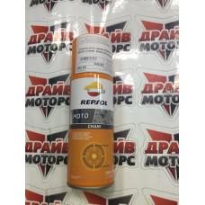 Смазка мотоцепей Repsol